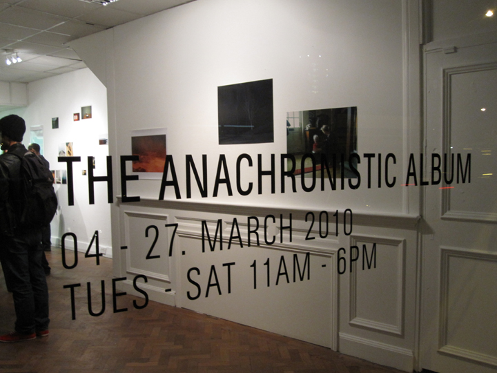 The Anachronistic Album exhibition