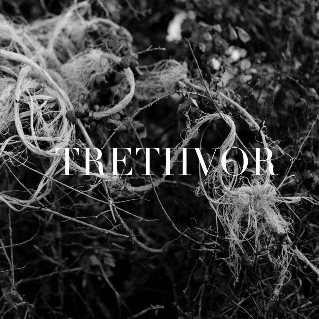 Front cover image of 'Trethvor' newspaper